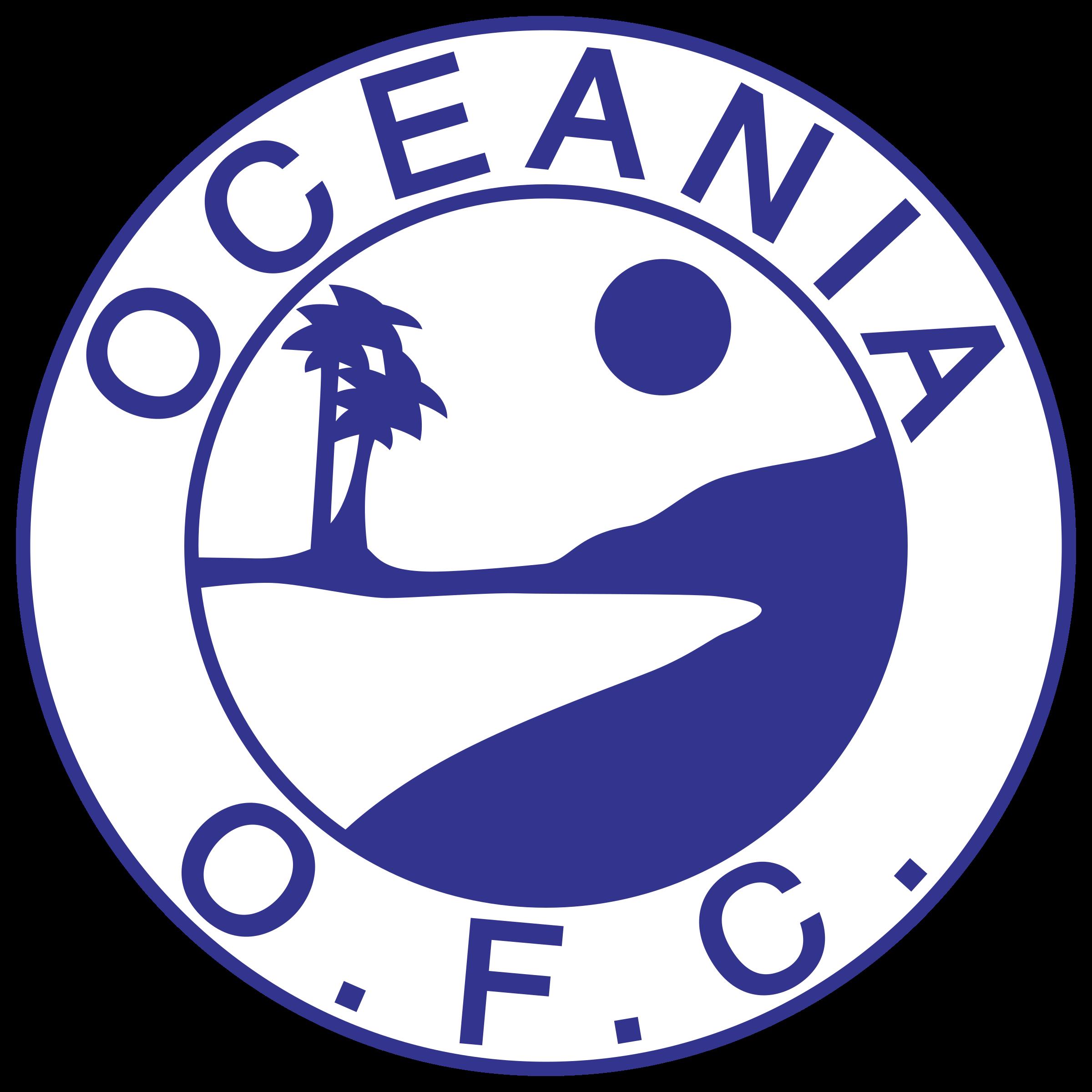 Эмблема ОФК (1966-1997)