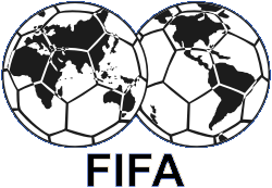 Эмблема ФИФА (1977 - 1998)