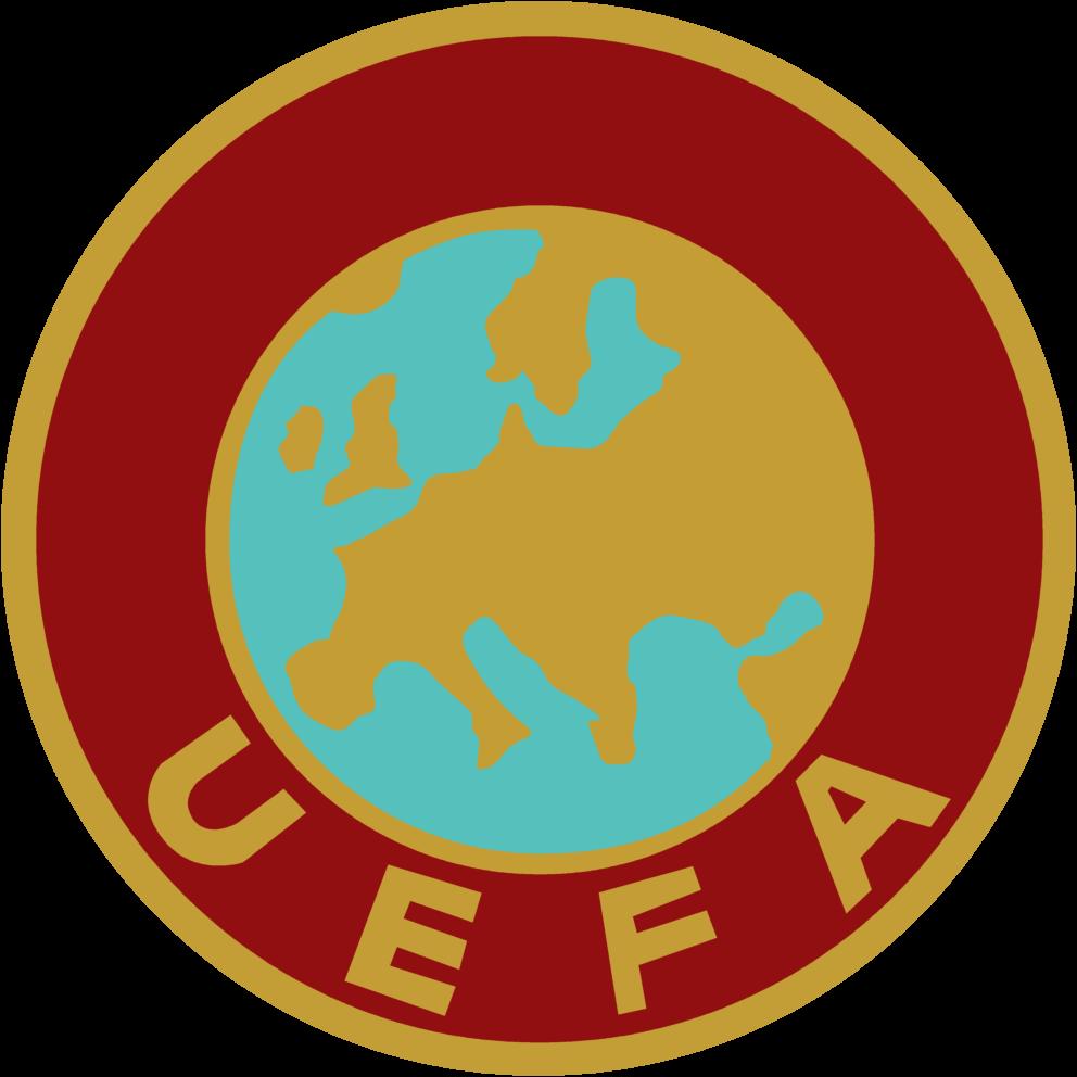 Логотип УЕФА (1992-1995)