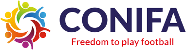 Эмблема CONIFA (2013 - 2017)