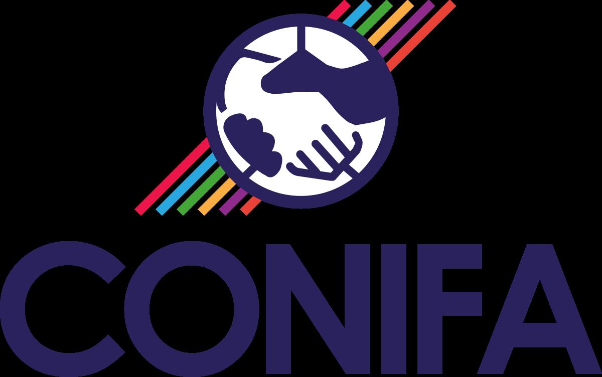 Эмблема CONIFA (2017 - 2020)