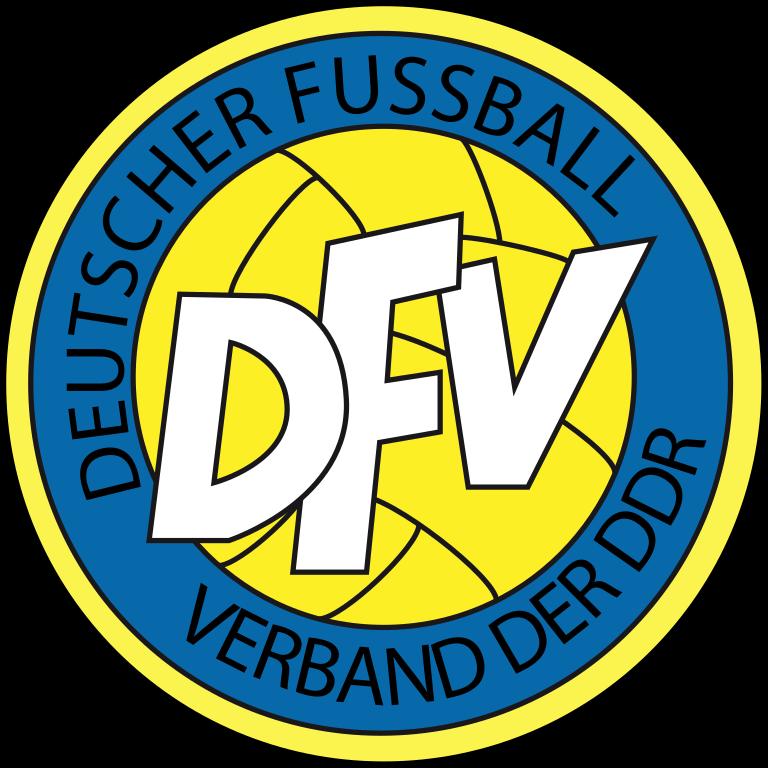 Эмблема сборной ГДР (1952 - 1990)